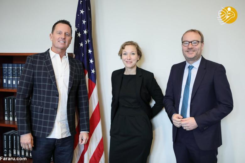 هشدار سفیر آمریکا در آلمان درباره استفاده از اینستکس