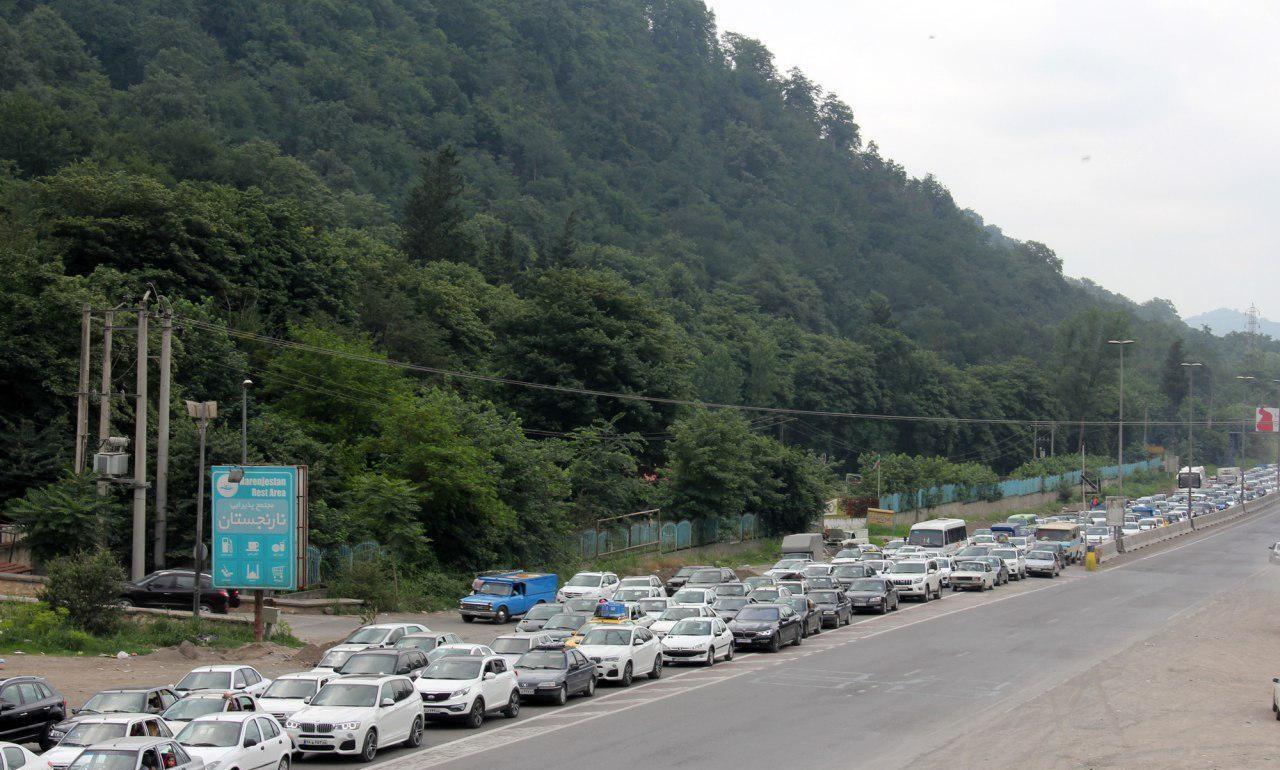 ترافیک سنگین هزار