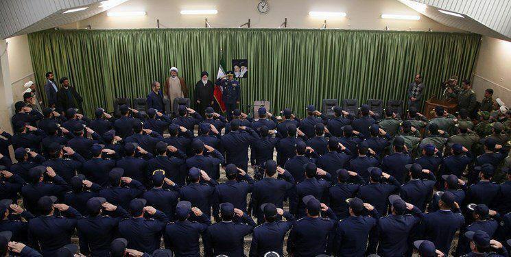 توضیح علمالهدی درباره عکس منتشر شده از جلسه با افسران نیروی هوایی