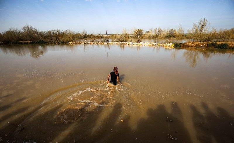 سیلاب سیستان