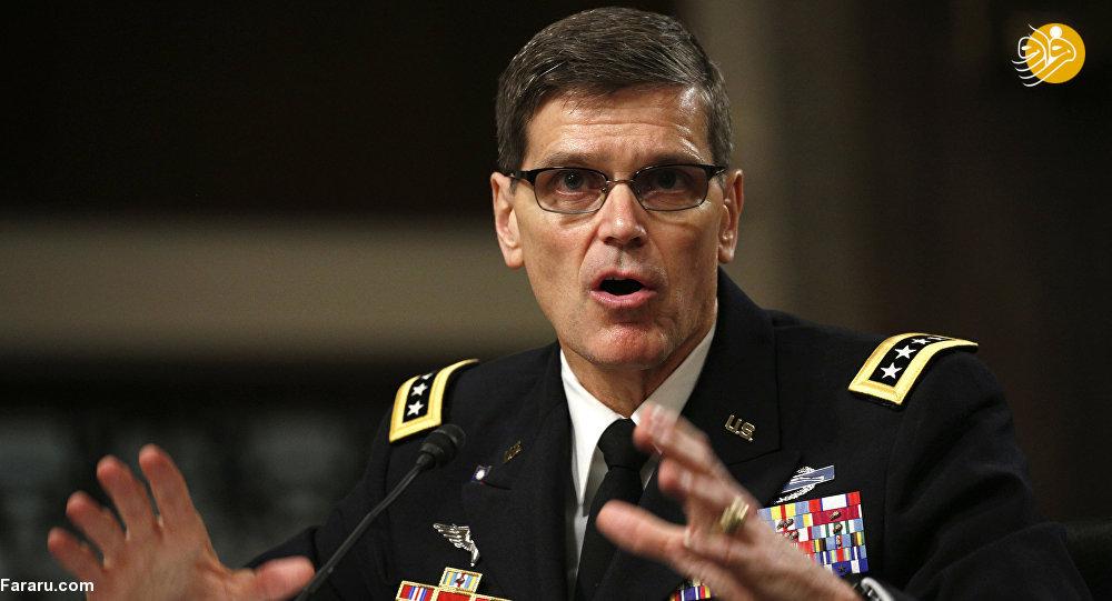 جوزف ووتل: نیروهای آمریکایی ظرف چند هفته از سوریه خارج میشوند