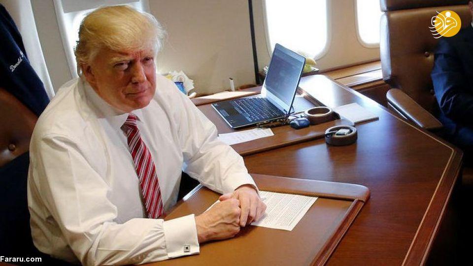 ترامپ: دموکراتها خواهان تعطیلی دولتند