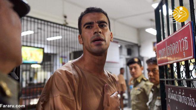 تایلند فوتبالیست بحرینی را آزاد میکند