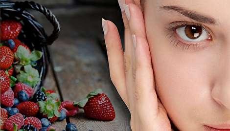 چه خوراکیهایی برای پوست صورت مفید است؟