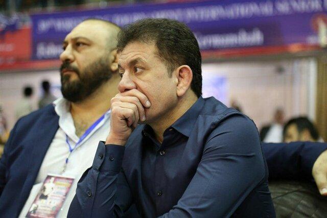 محمدی: برای المپیک با مشکلات جدی مواجهایم