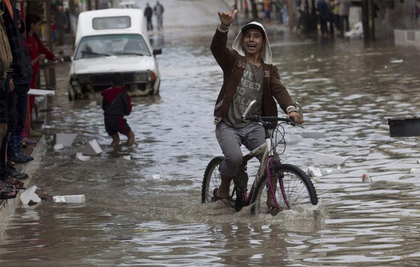 سیلاب و آبگرفتگی