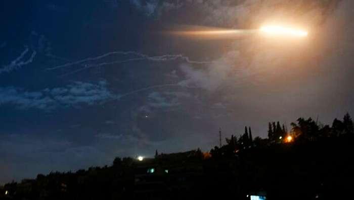 حملات توپخانهای اسرائیل به مواضعی در سوریه