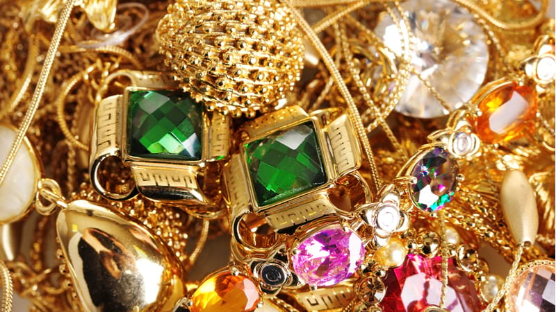 قیمت طلای ۱۸ عیار در بازار امروز سهشنبه ۲۳ بهمن ۹۷