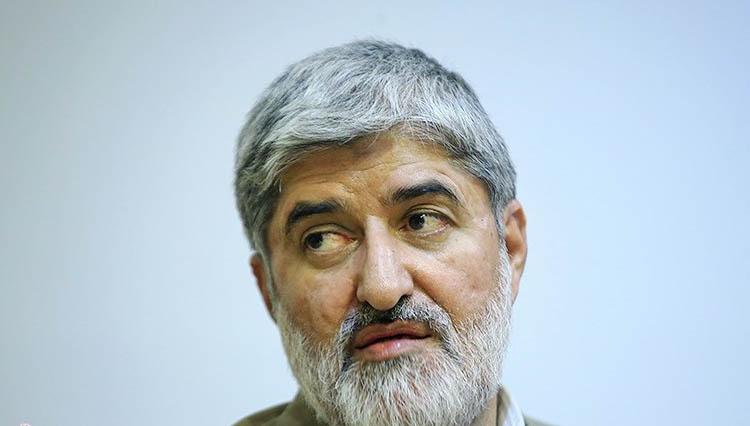 علی مطهری: برای من قابل قبول نیست که نامهها برای امام باشد