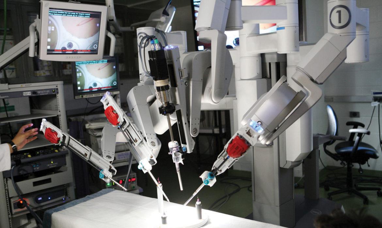 رباتهای درمانگر در راهند!