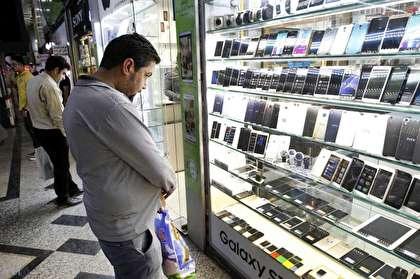 قیمت انواع گوشی موبایل بهمن۹۷