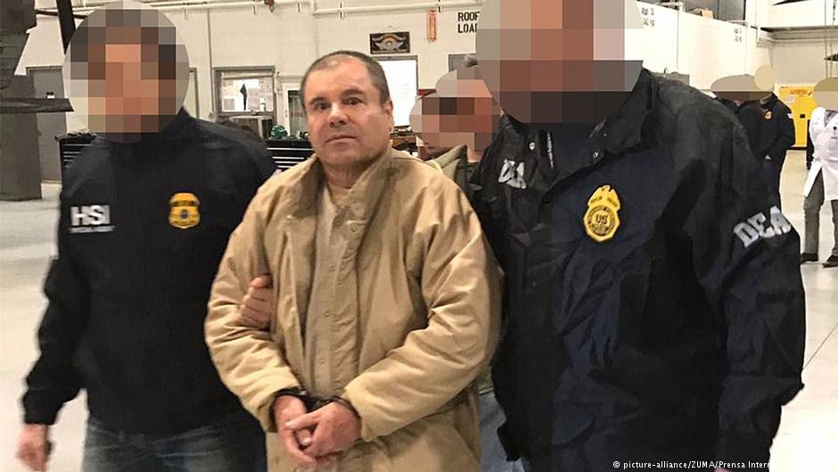 دادگاه جنجالی بزرگترین قاچاقچی مواد مخدر جهان