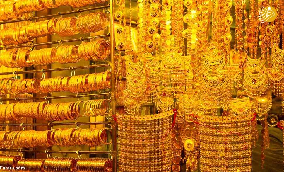 قیمت طلای ۱۸ عیار در بازار امروز چهارشنبه ۱۳۹۷/۱۱/۲۴