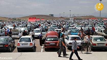 شوک به بازار خودرو؛ پراید در مرز ۴۵ میلیون!