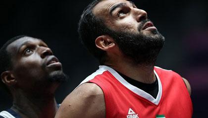 بازگشت حامد حدادی به تیم ملی بسکتبال