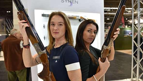 (تصاویر) بزرگترین نمایشگاه اسلحه در انگلیس