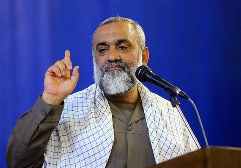 سردار نقدی: نتیجه مذاکرات، حملات تروریستی در اهواز و زاهدان است