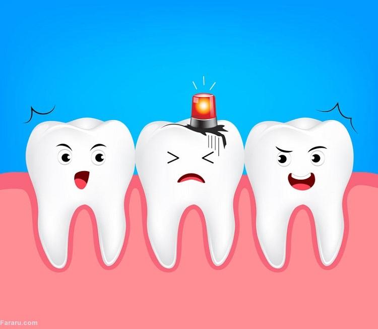 ۱۰ درمان خانگی برای آبسه دندان
