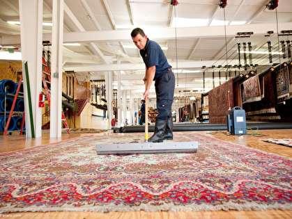 هزینه قالیشویی برای شستشوی فرش، موکت، پتو، مبل و...