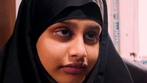 (تصاویر) سرگذشت دختر دانش آموزی که از یک داعشی صاحب فرزند شد