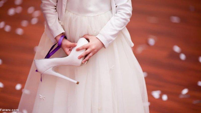 هر۲ ثانیه یک کودک در جهان ازدواج میکند