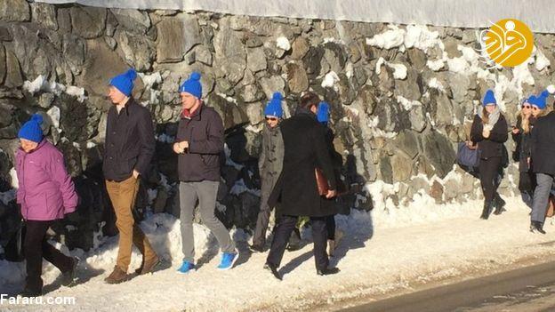کلاه پشمیهای مجانی و ۹ واقعیت دیگر درباره داووس