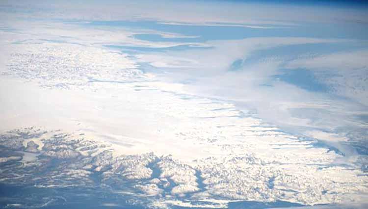 ماهوارهها ذوب سریع یخهای گرینلند را ثبت کرده اند