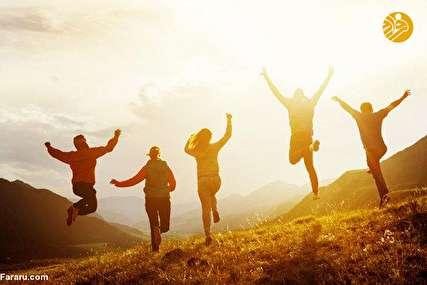 چگونه شاد باشیم؟
