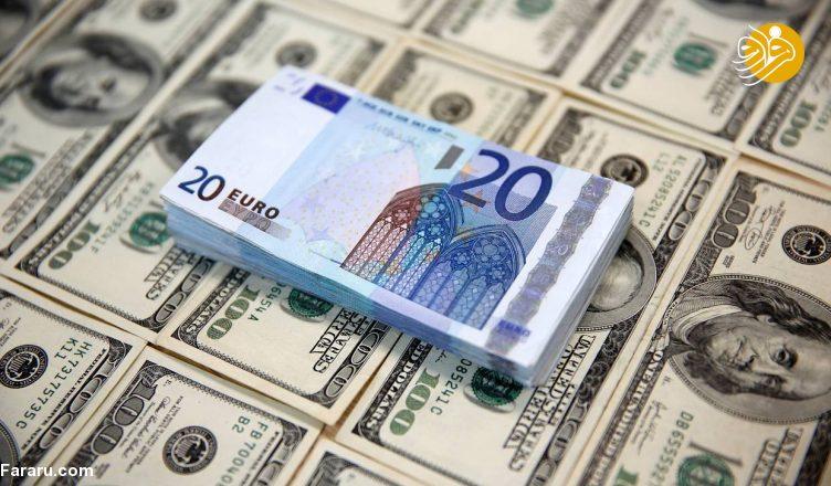 قیمت دلار و قیمت ارز در بازار امروز پنچ شنبه ۴ بهمن