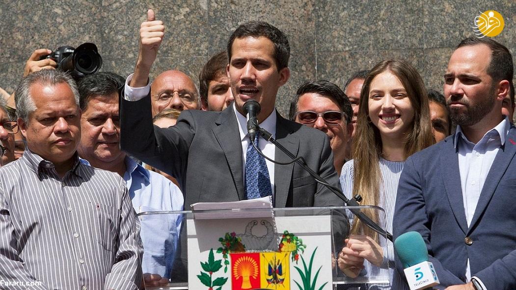 استمرار تنش در ونزوئلا