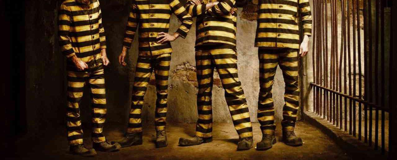 دستگیری برادران دالتون برای چندمینبار