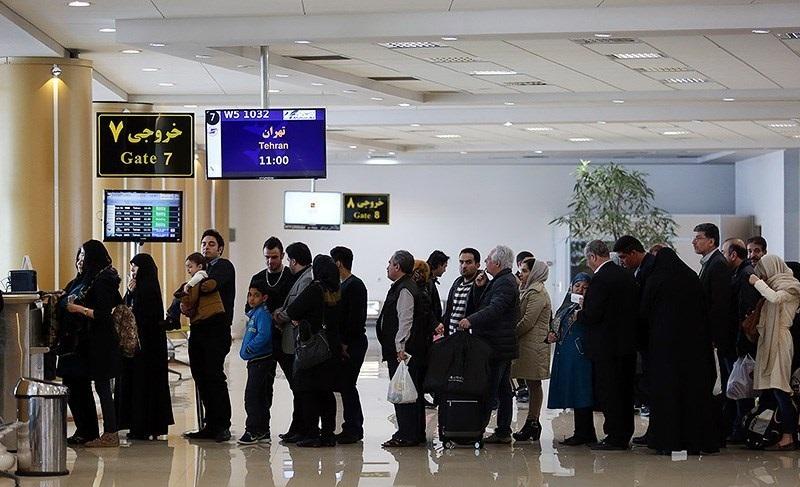 طغیان قیمت بلیط هواپیما در آستانه تعطیلات بهمن ماه