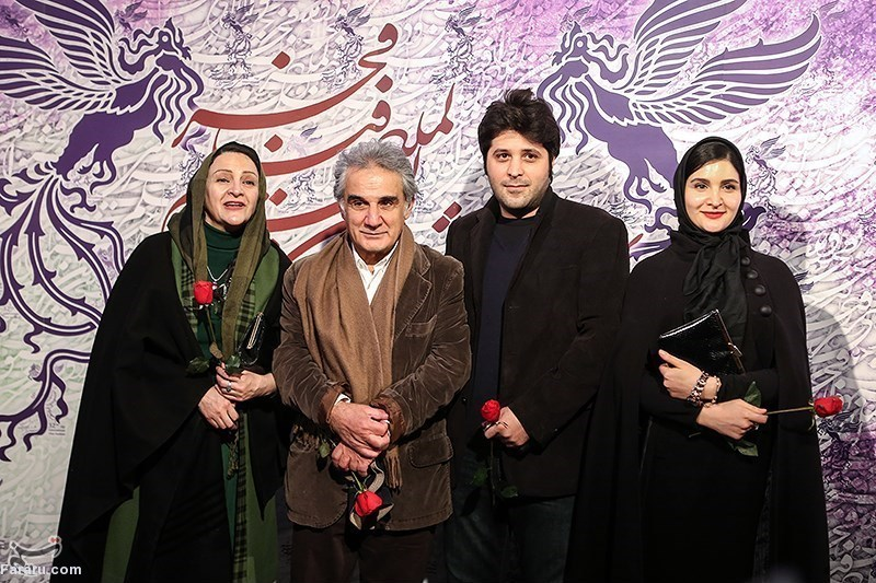 رکوردداران سیمرغ بازیگری مرد جشنواره فیلم فجر