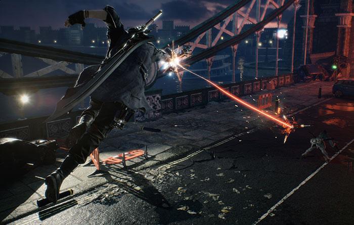 دموی Devil May Cry ۵ ماه آینده به PS ۴ و Xbox One میآید