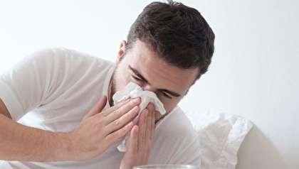 فروکش موج اول آنفلوآنزا