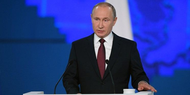 پوتین تلویحا آمریکا را به حمله موشکی تلافیجویانه تهدید کرد