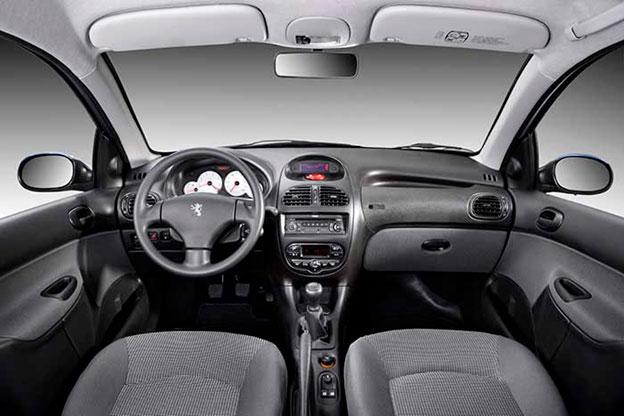 مقایسه دو خودروی صفر هم قیمت؛ پژو 206 تیپ 5 بخریم یا برلیانس h220؟