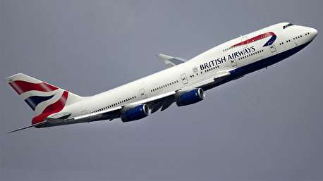 نجات هواپیمای مسافربری از سقوط