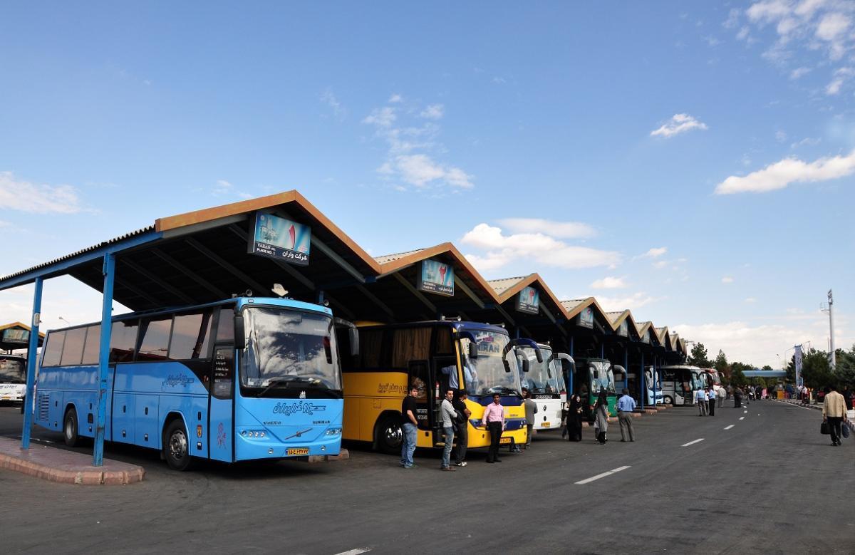 تغییر شیوه افزایش قیمت بلیت اتوبوس در سال ۹۸
