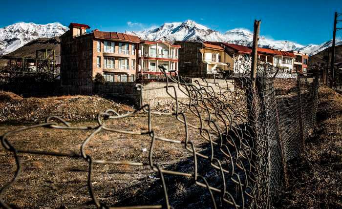 (تصاویر) لاکچریترین منطقه ایران کجاست