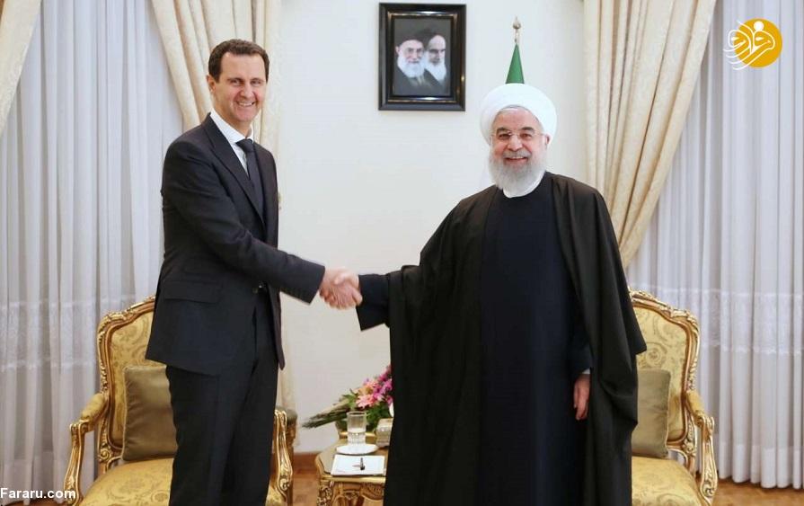آیا روسیه از سفر اسد به تهران ناراحت است؟