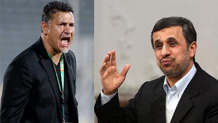 دایی - احمدینژاد؛ دوقطبی عشق و نفرت