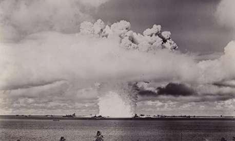 تصاویر باور نکردنی از آزمایشات اتمی آمریکا