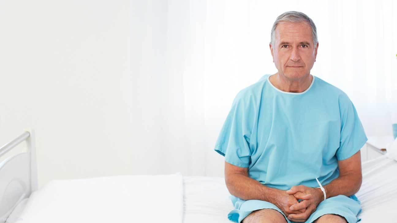 ۱۵ نشانه سرطان در مردان