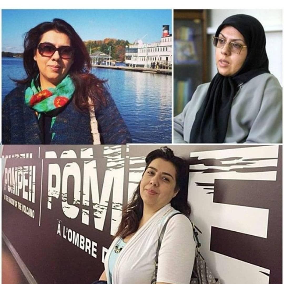 رابطه حمزهلو و مرجان شیخالاسلامی!