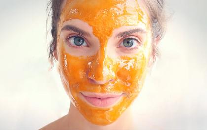 انواع ماسک برای از بین بردن جای جوش صورت