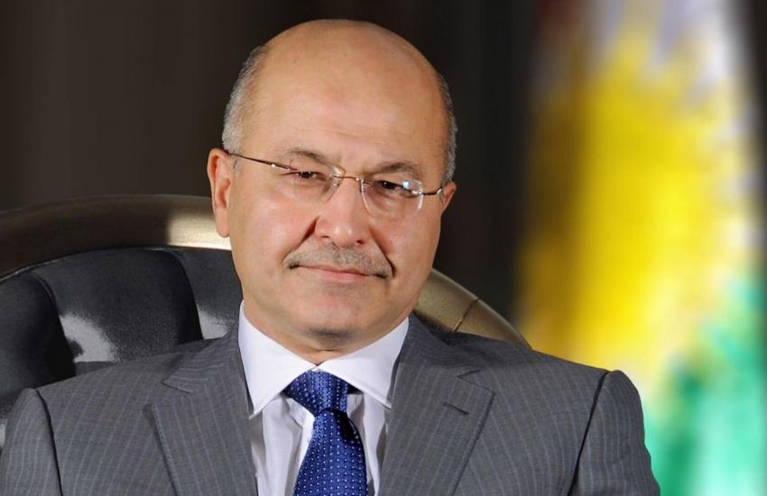 آیا برهم صالح از طرف عربستان برای ایران پیام آورده بود؟