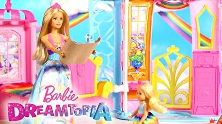 اولین آگهی تلویزیونی عروسک باربی