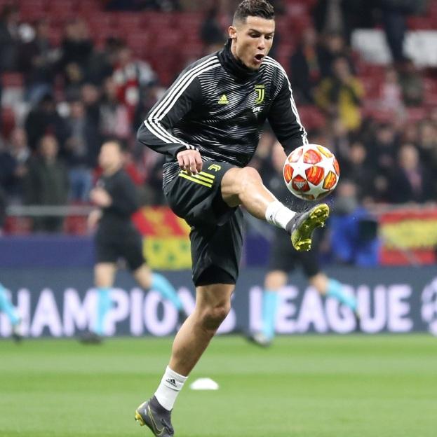 (تصاویر) بازگشت رونالدو به مادرید