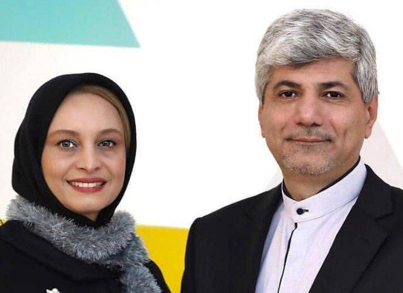 مریم کاویانی و رامین مهمانپرست